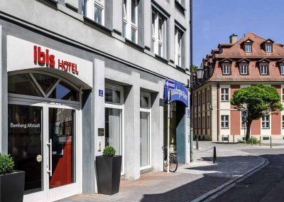 Ibis-Bamberg-Altstadt-Eingang